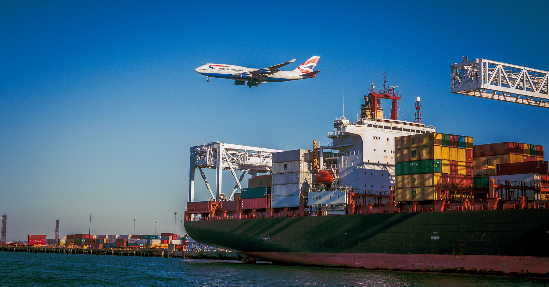 Global Logistics Report: 2019 Featured Image