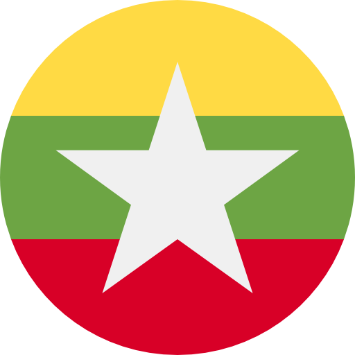 Myanmar Flag Featured Image