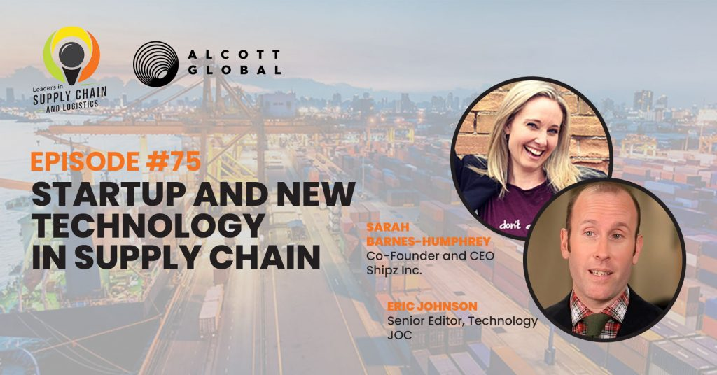 #75: Startup and New Technology in Supply Chain Featured Image