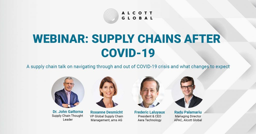 Webinar: Supply Chains After COVID-19 Featured Image