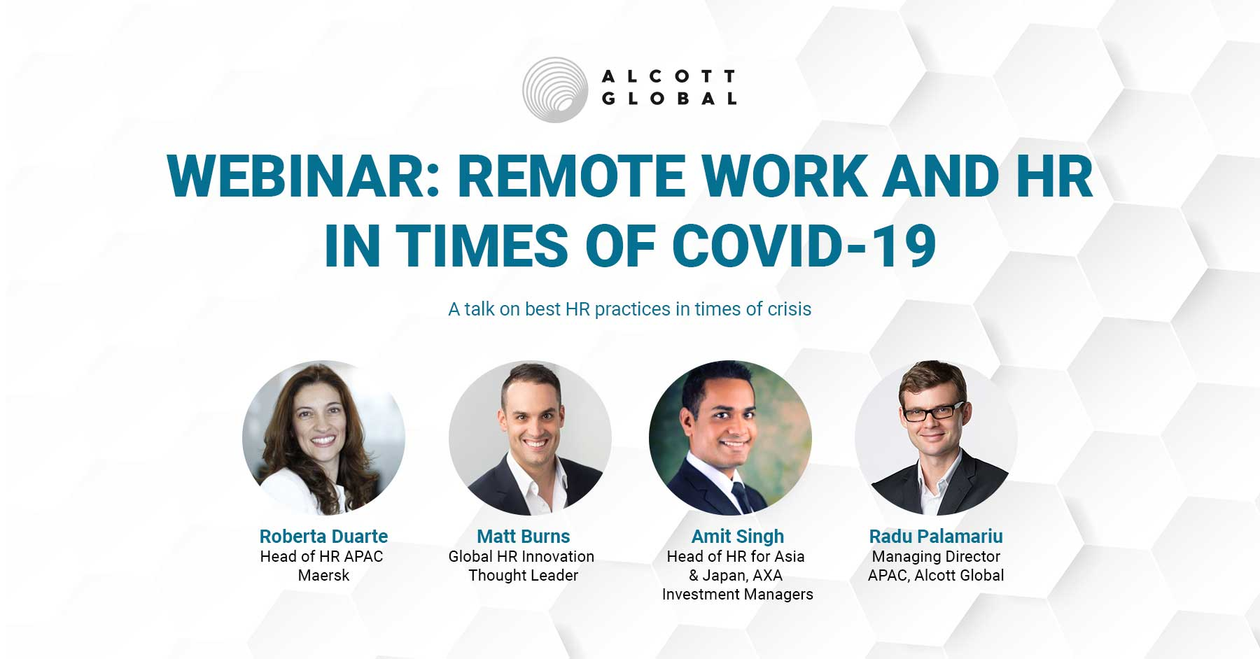 Webinar: Remote work and HR in times of COVID-19 Featured Image