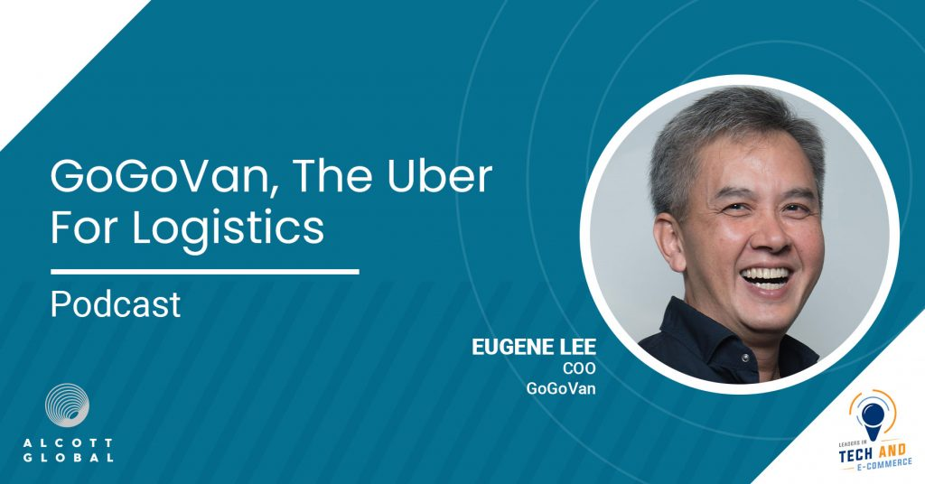 GoGoVan, the Uber for Logistics with their COO, Eugene Lee Featured Image