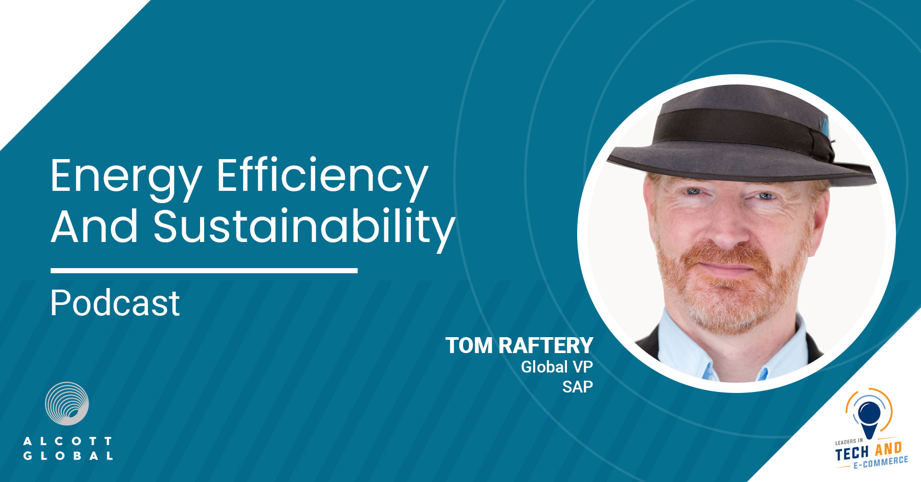 Energy Efficiency and Sustainability with Tom Raftery Global VP at SAP Featured Image