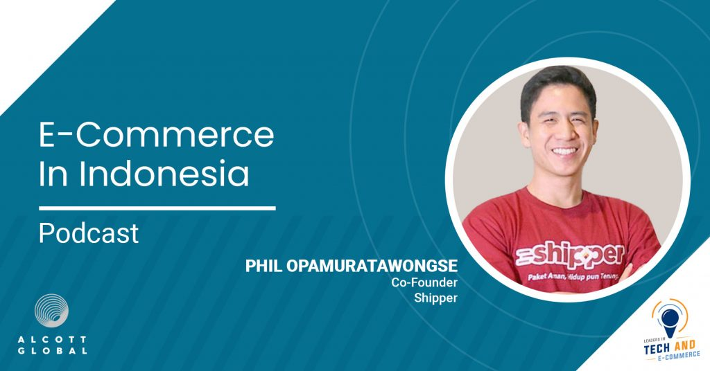 E-commerce in Indonesia with Phil Opamuratawongse Co-Founder of Shipper Featured Image