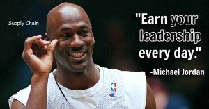 Michael Jordan Leadership and Supply Chain Leaders Featured Image