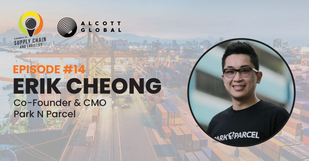 #14: Erik Cheong Co-Founder & CMO of Park N Parcel Featured Image