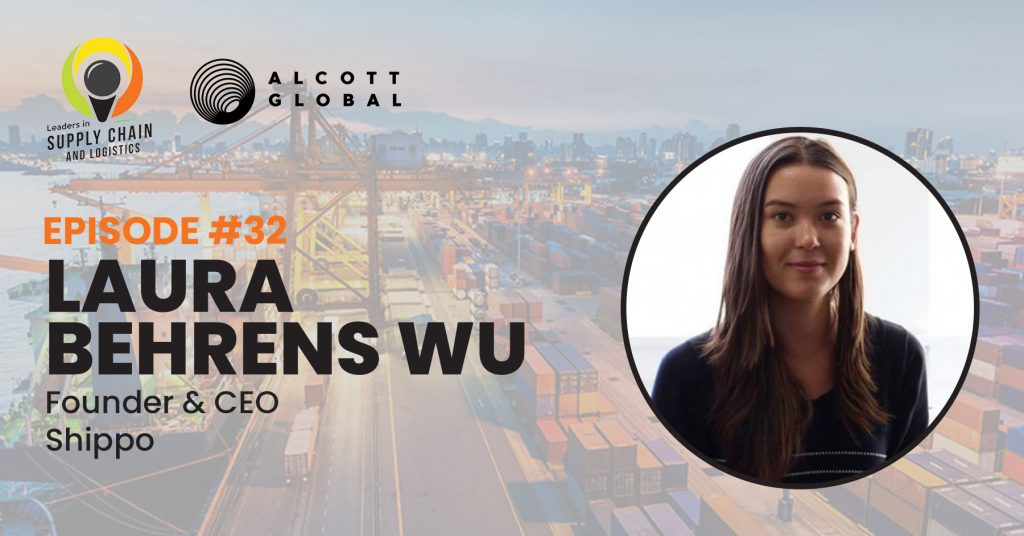 #32: Laura Behrens Wu Founder & CEO at Shippo Featured Image