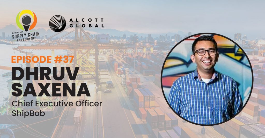 #37: Dhruv Saxena CEO of ShipBob Featured Image