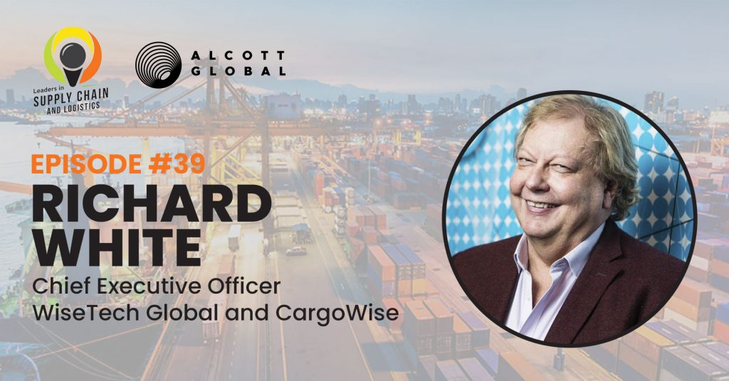 #39: Richard White CEO of WiseTech Global and CargoWise