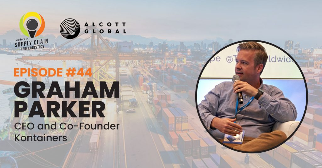 #44: Graham Parker CEO and Co-Founder of Kontainers Featured Image
