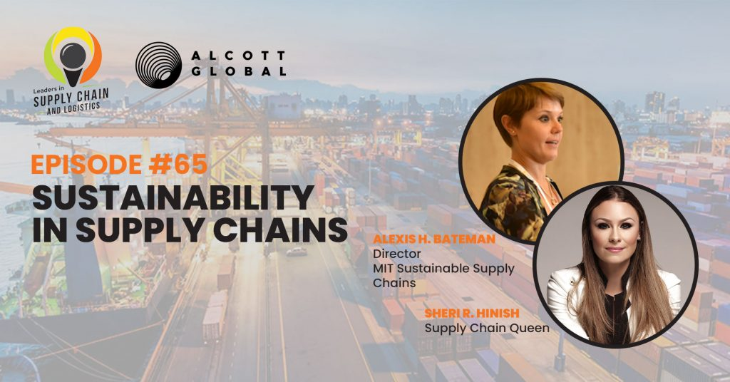 #65: Sustainability in Supply Chains