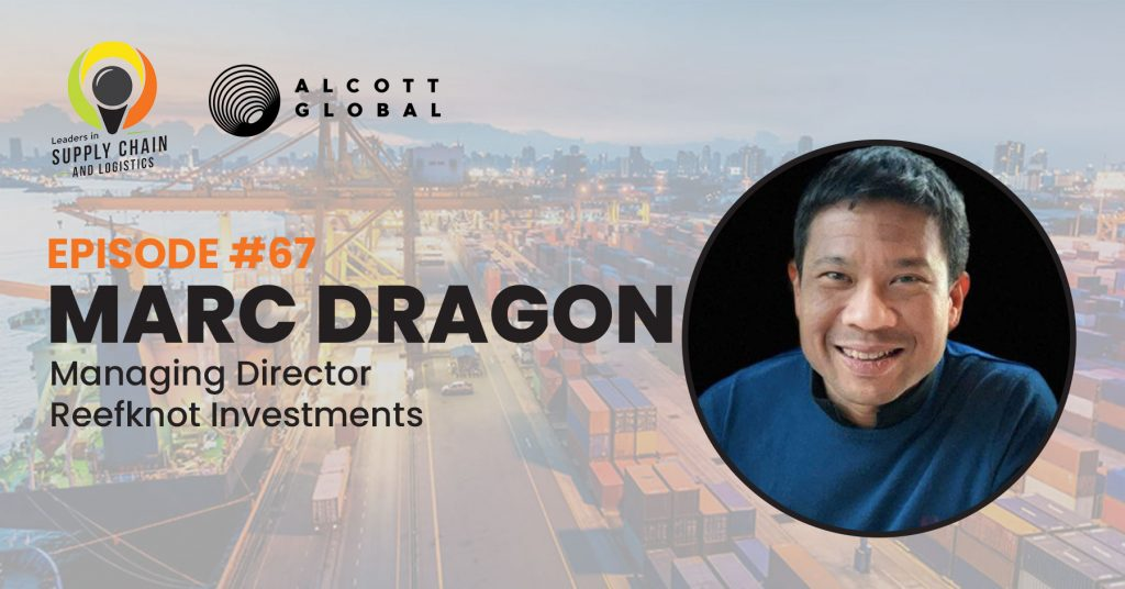 #67: Marc Dragon Managing Director of Reefknot Investments