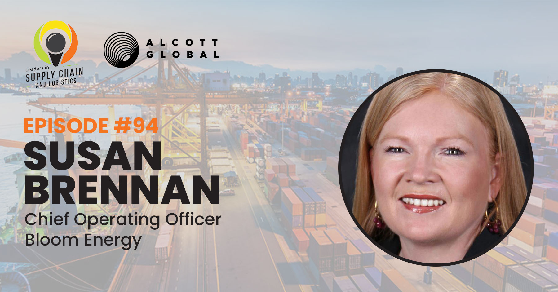 #94: Susan Brennan COO of Bloom Energy Featured Image