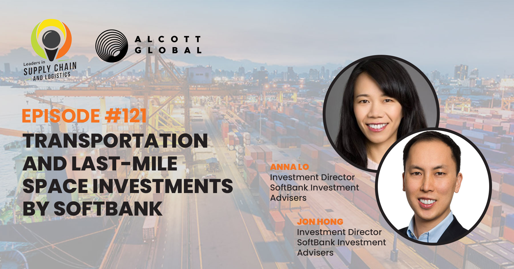 #121: Transportation and Last-mileSpace Investments by SoftBank Featured Image