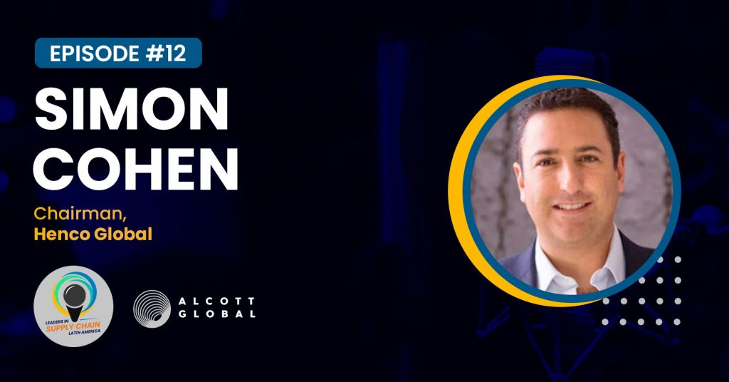 #12: Simon Cohen, Chairman at Henco Global Featured Image