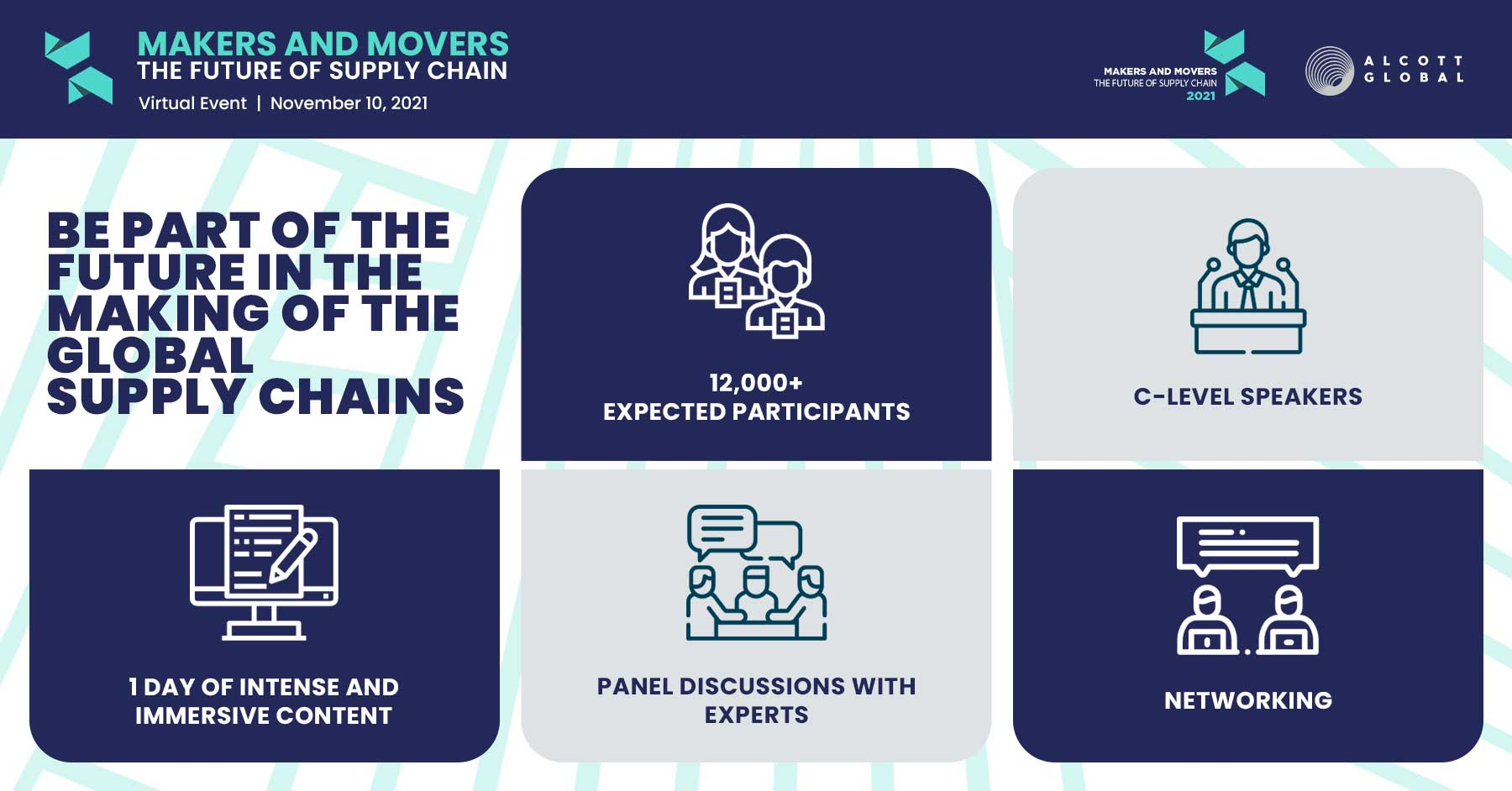 Makers & Movers - The Future of Supply Chain Summit Featured Image